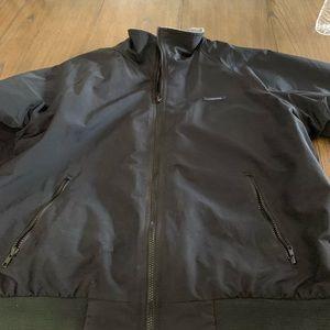 Land ends men jacket  fleece lined